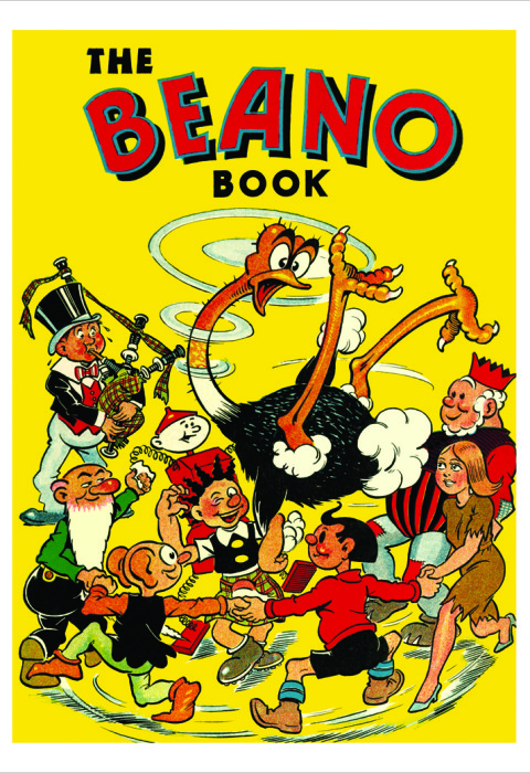 1942 The Beano Book Cover