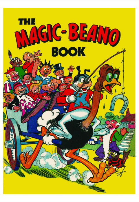 1946 The Beano Book Cover