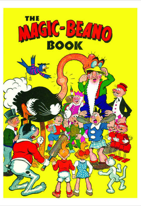 1947 The Beano Book Cover