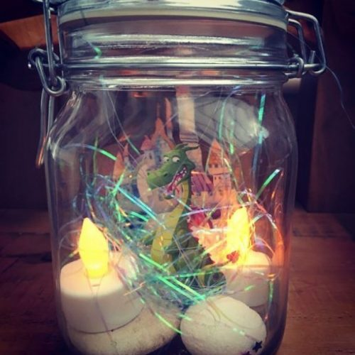 How To Make Your Own Dream Jar From The Bfg Whsmith Blog